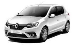 Бампер Renault