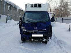 Продается грузовой фургон KIA Bongo3