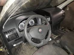 Жесткость панели приборов. Fiat Albea