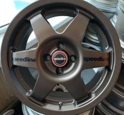 "Speedline. 7.0x16"", 4x100.00, ET40"