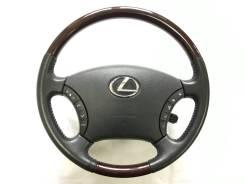 Руль. Toyota: Alphard Hybrid, Camry, Estima Hybrid, Land Cruiser Prado, 4Runner, Highlander, Hilux, Estima, Alphard, Avensis Verso, GX470, Hilux / 4Ru...