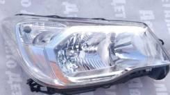 Фара. Subaru Forester, FA20F, SJ5, SJ9, SJD, SJG EE20Z, FA20, FA20F, FB20, FB20B, FB25B, FB204