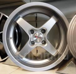Комплект новых литых дисков Renzo S301 Silver R14 4x100