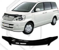 Дефлектор капота. Toyota Noah, AZR60G, AZR65G 1AZFSE