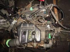 Двигатель в сборе. Daihatsu: Charade, Rocky, Applause, Pyzar HDEG, HDE, HDEP