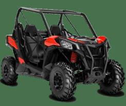 BRP Can-Am MAVERICK TRAIL 800 DPS Red Painted, 2019