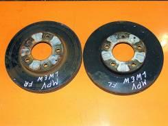 Диск тормозной. Mazda MPV, LWEW FS, FSDE