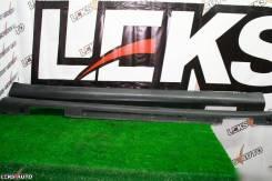 Пороги пластик N. Skyline 350GT [Leks-Auto 317]