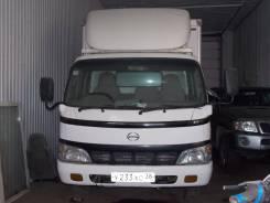 Hino Dutro. Продается грузовик , 4 900куб. см., 3 500кг., 4x2
