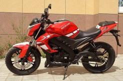Мотоцикл R6 250, 2018