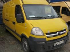 Opel Movano, 2006