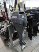 Yamaha. 8,00л.с., 4-тактный, бензиновый, нога S (381 мм), 2000 год
