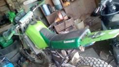 Kawasaki KMX200, 1987