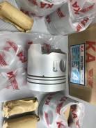 "Поршни 4D33-T 0,5 ""KA"" ME018280, за 4 шт + пальцы Mitsubishi Canter"