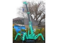 Кран-паук г/п 2,6 тонн TOA CC-265HRW