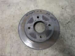 Диск тормозной задний Nissan Almera N16 2000-2006; Primera WP11E 1998