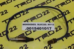Датчик кислородный Mersedes SLK320, 0015401017, Контрактный!