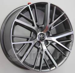 Новые диски R20 5/150 Toyota LC200