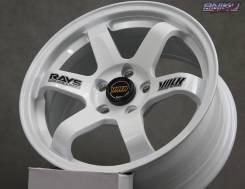 NEW! Комплект дисков Volk Racing TE37SL R16 7j ET35 5*108 (D087)