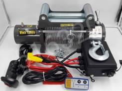Лебёдка Electric Winch.12v.12000lbs/5443кг. Трос 9,5ммx25м. Дост. беспл.