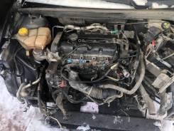 Двигатель в сборе. Ford Fiesta Двигатель FYJA
