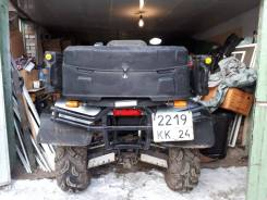 Arctic Cat TRV 700, 2008