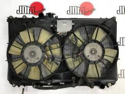 Радиатор охлаждения двигателя. Toyota Mark II, JZX110