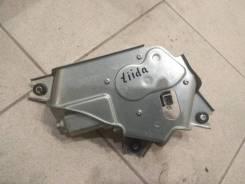 Мотор стеклоочистителя. Nissan Tiida, C11, JC11, NC11, SC11, C11X, SC11X Двигатели: HR15DE, HR16DE, MR18DE