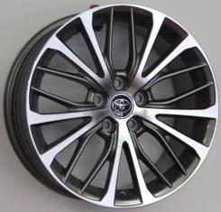 Новые диски на Toyota Camry v70