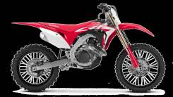Honda CRF 450R, 2019