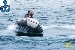 Мастер лодок Аква 3400 НДНД. 2018 год, длина 3,40м., двигатель без двигателя