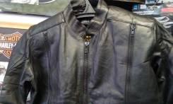 Куртка кожаная Superior Metro-1, размер 38