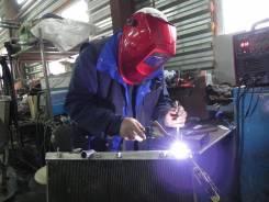 Сварка и ремонт мотоцикла