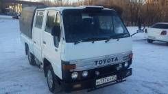 Toyota ToyoAce, 1987