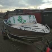 Продам лодку Wyatboat 460 Pro