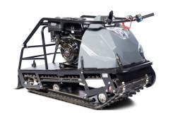 Буксировщик БУРЛАК - M2 LFS 15 (электростартер) (гусеница 500мм), 2019