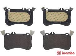 Колодки тормозные передние Brembo P50121