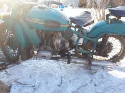 Мотоцикл урал на запчасти