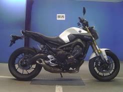 Yamaha MT-09A