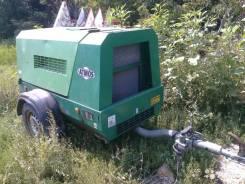 Продается компрессор винтовой дизельный