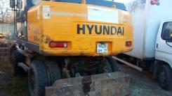 Hyundai R140W-7, 2008