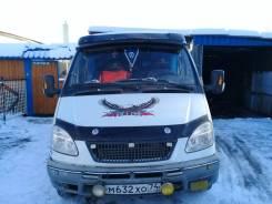 ГАЗ 33023, 2007