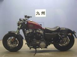Harley-Davidson Sportster Forty-Eight XL1200X, 2015