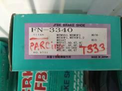 Барабанные колодки, комплект FN-3340 jFBK