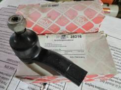 Наконечник рулевой тяги правый Febi 28216 AUDI/VolksWagen/Skoda/Seat