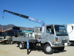 Mitsubishi Fuso Fighter, 2001