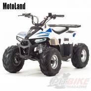 Motoland Eagle 110, 2019