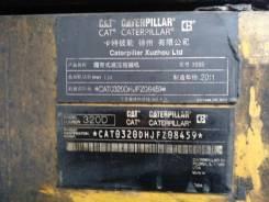 Разбор CAT 320D