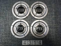 Колпачки центральные на диски FTK крепл болтом под шестигранник)№4314