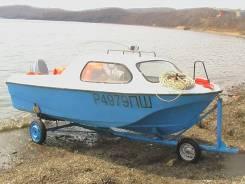Продам катер (лодку) Ладога-2